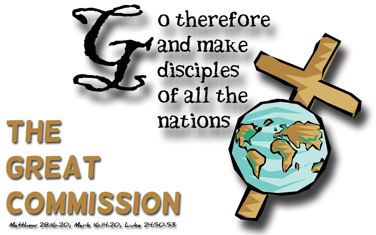 Great Commission y3 w25