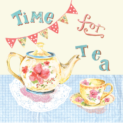 suzie foster time for tea